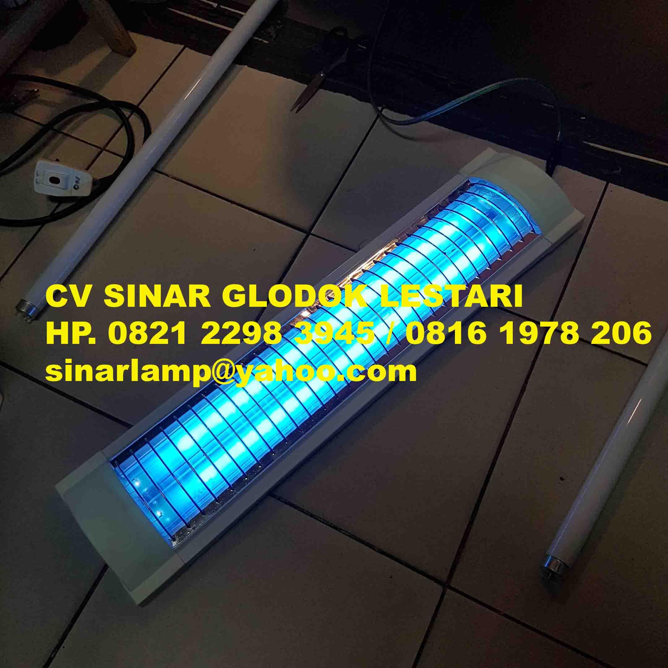 Aneka Lampu T5 Dan Uv Results From 72 Aquarium Light Yang 15w Rm Sterilisasi Kuman 2 X 20 Watt Jepang