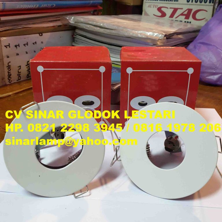 Downlight Pinhole Oval dan Bulat