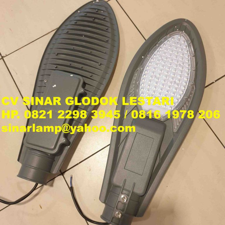 Lampu PJU LED 100watt
