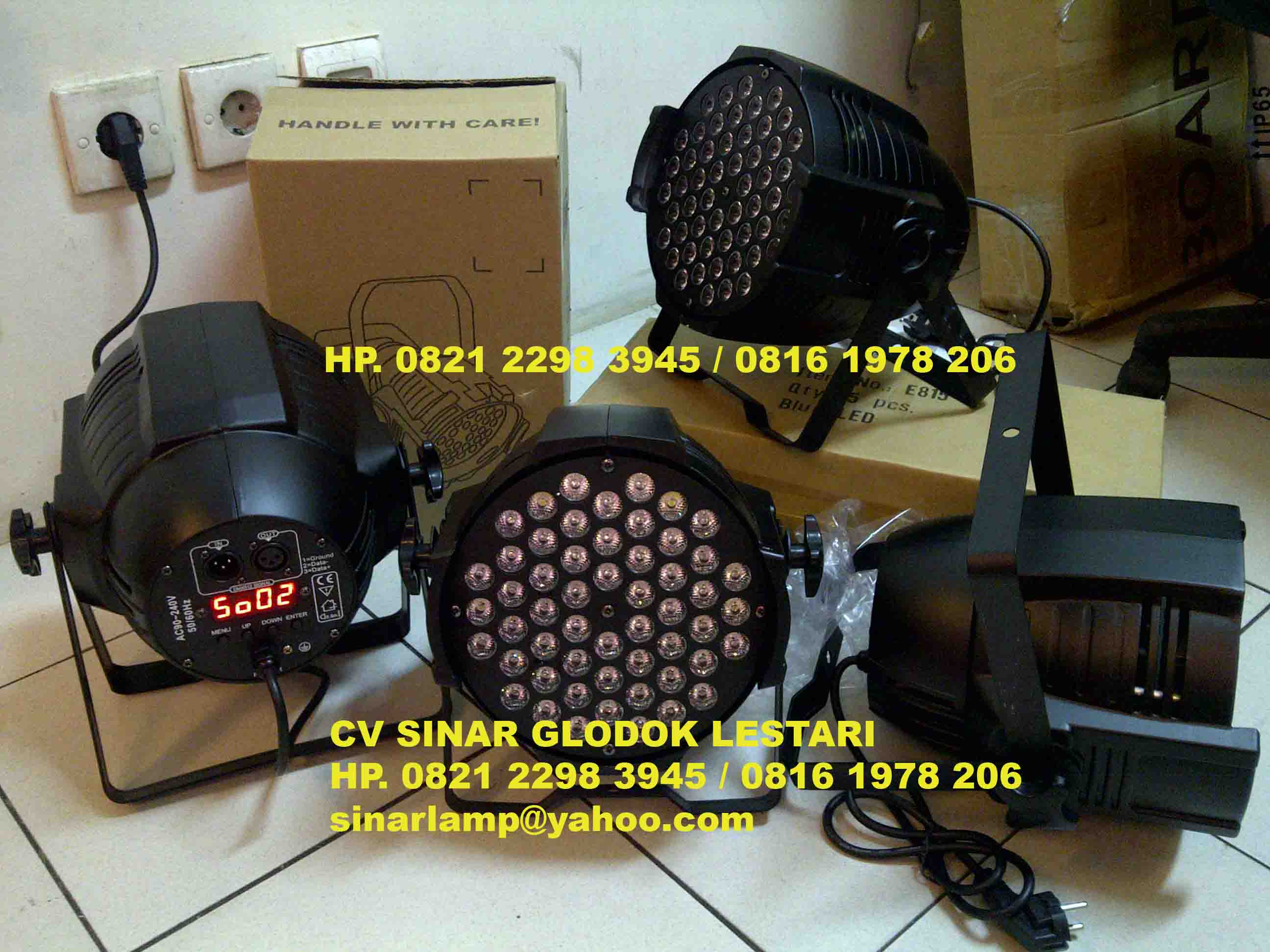 Lampu Panggung Dan Disco 404 The Requested Product Does Not Sorot 54 Parled Warna Warni Par Led X 3 Watt