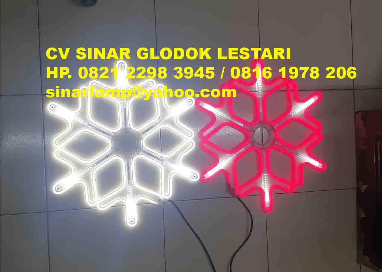Lampu LED Sign Attraction Outdoor Restoran