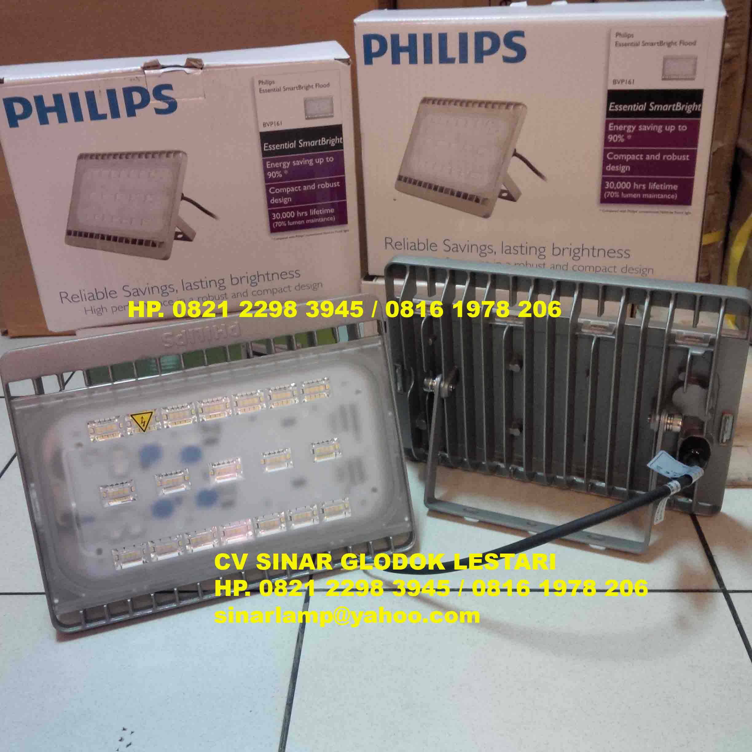 Lampu Sorot LED 50W PHILIPS BVP161