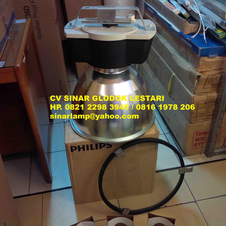 Lampu Industri Philips 250W VerseBay HPK518 High Bay