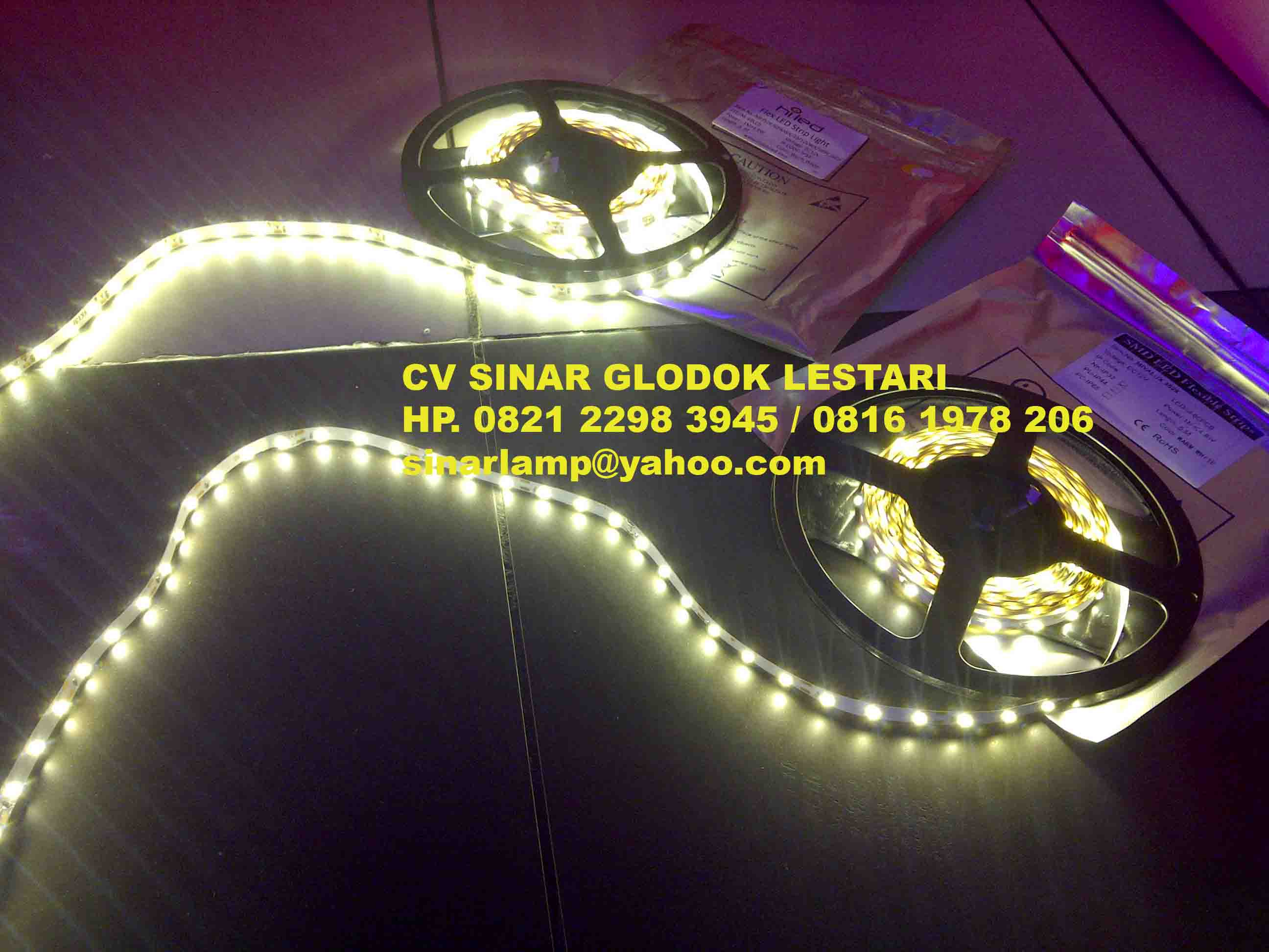 Aneka Lampu Advertising Dan Back Light