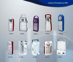 Lampu Emergency LED Visalux