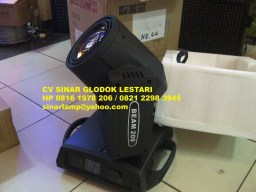 Lampu Panggung Moving Head Beam 200
