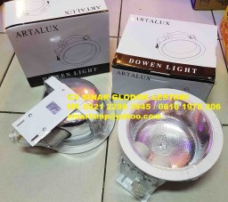 Downlight 2 x e27 AR616 Artalux