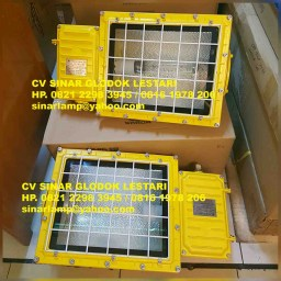 Lampu sorot explosion proof 400 watt