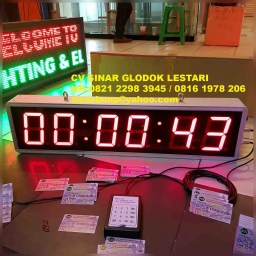 Count Up Countdown Timer