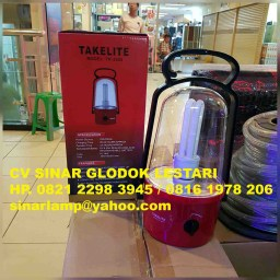 Lampu emergency 14 watt Takelite