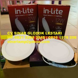 Downlight LED Panel 12 watt Inlite