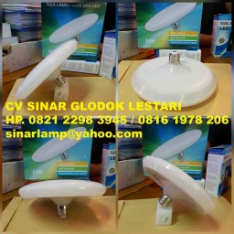Lampu LED UFO 24 watt