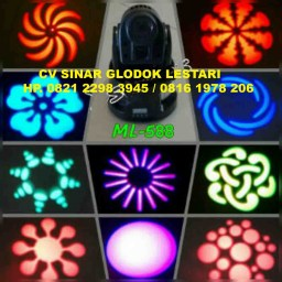 Lampu Led Moving Head ML588