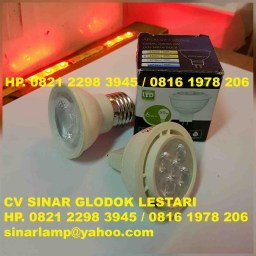 Lampu LED MR16 Bulb dan E27 Bulb 6 watt
