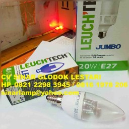 LED Candle 4W Leuch Tech