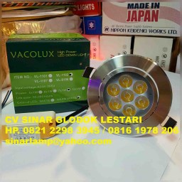 Downlight LED 7 watt Vacolux VL-1102
