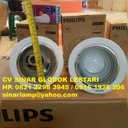 Downlight Philips 4 inch 1x9w LED Bulb Philips