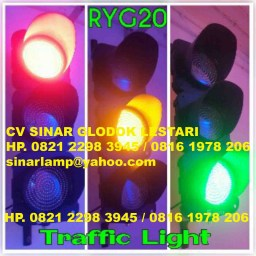 Traffic Light 20cm High Quality