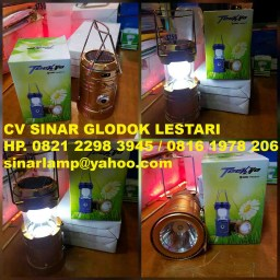 Lampu Senter Emergency LED