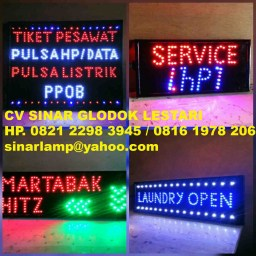 Lampu Display LED