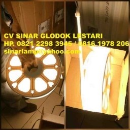Lampu LED Strip 220 volt warna 4000K