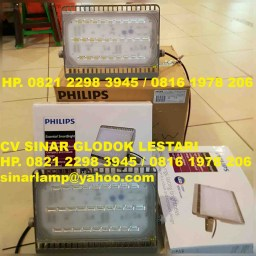 Lampu Sorot LED 100 watt Philips