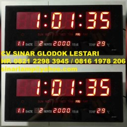 Jam Digital Clock JH 3615