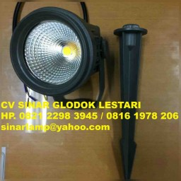 Lampu Taman 5 watt COB LED