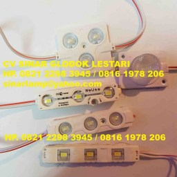 Lampu LED Module untuk Backlight Advertising dan Interior