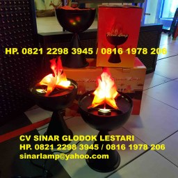 Lampu Api Hanging Flame Light