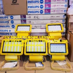 Lampu Sorot Explosion Proof Warom LED Flood Light BAT86
