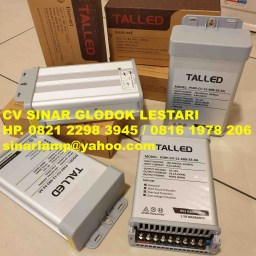 Trafo Outdoor 400w 12v Talled Rainproof Switching Power Supply