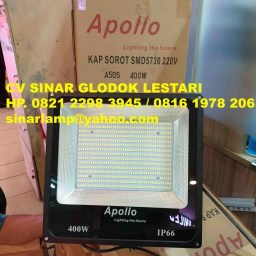Lampu Sorot Apollo 400 watt
