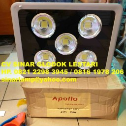 Lampu Sorot LED 250 watt Apollo