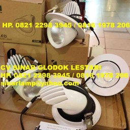 Lampu Downlight Keong Adjustable Spotlight LED 25 watt