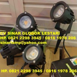 Lampu Taman LED 12 watt