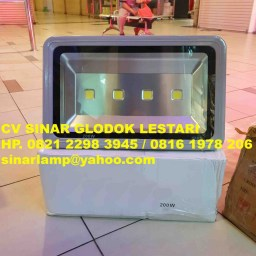 Lampu Sorot LED 4x50 watt