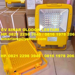 Lampu Sorot Explosion Proof Warom HRNT95 120W