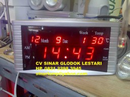 Digital Clock atau Jam Digital