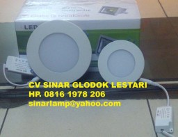 Downlight LED Fts Bulat OK