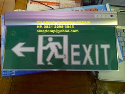Emergency Exit Lamp LED