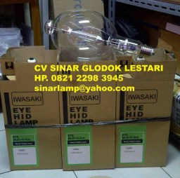 Flood Lighting Metal Halide 1000W Multi Ace M1000LE BUH H562D IWASAKI