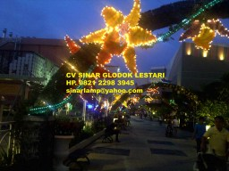 Lampu Led Selang Hias Dekorasi City Walk