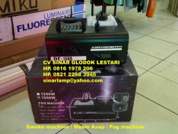 Mesin Asap Fog Machine 1500 Watt