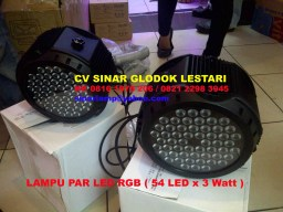PAR LED 54 Semi Outdoor