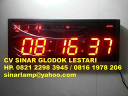 Jam Digital Clock AOYE 4820