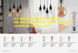 Lampu Hias Interior Design 4 watt