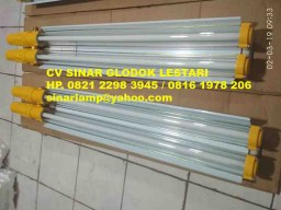 Lampu Explosion Proof BAY51 2x36W