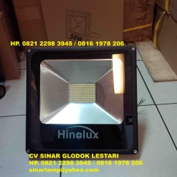 Lampu Sorot LED SMD Epistar 50 watt HINOLUX