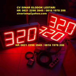 Lampu LED Display Gereja